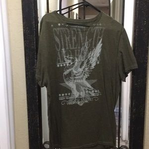 Army green XL worn once
